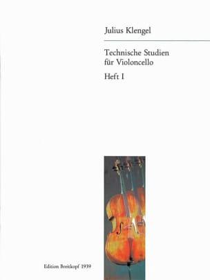 Technische Studien - Heft 1 Julius Klengel Partition laflutedepan