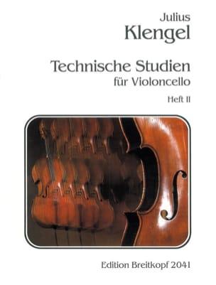 Technische Studien - Heft 2 - Julius Klengel - laflutedepan.com