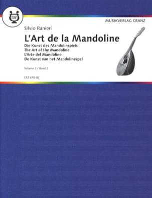 L'art de la mandoline - Volume 2 - S. Ranieri - laflutedepan.com