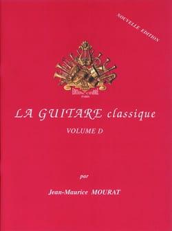 La guitare classique - Volume D - Nouvelle édition laflutedepan