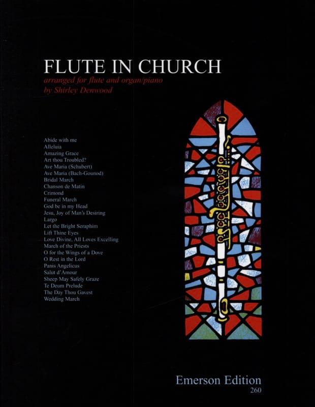 Flute In Church - Partition - Flûte traversière - laflutedepan.com