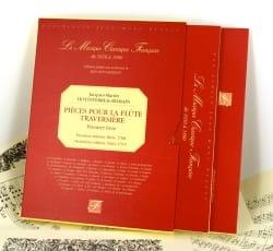 Pièces pour la flûte traversière -Premier Livre laflutedepan
