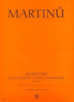 Sextuor - Flûte-Hautbois-Clarinette-2 Bassons-Piano laflutedepan