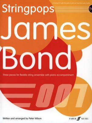 Stringpops James Bond Peter Wilson Partition ENSEMBLES - laflutedepan