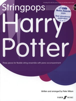 Stringpops Harry Potter Peter Wilson Partition laflutedepan