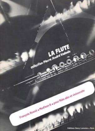 Mod'son 6 - Flûte alto et violoncelle - laflutedepan.com