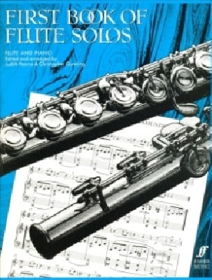 First book of flute solos - laflutedepan.com