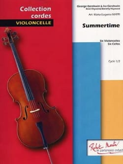 Summertime From Porgy And Bess GERSHWIN Partition laflutedepan