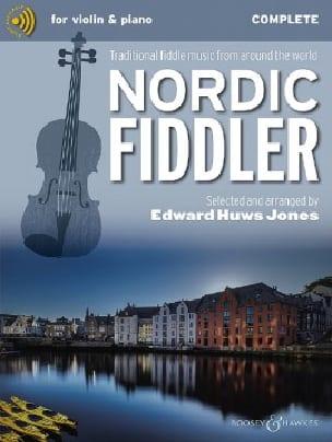The Nordic Fiddler - Violon et piano complete + CD laflutedepan