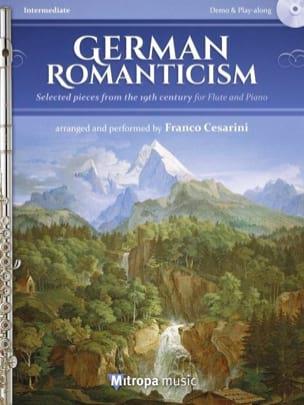German Romanticism Partition Flûte traversière - laflutedepan