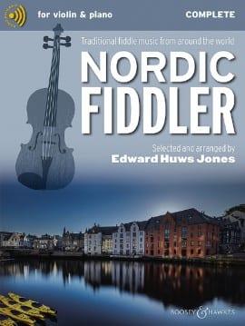 The Nordic Fiddler - Violon et piano complete + CD - laflutedepan.com