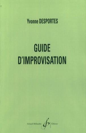 Guide d'improvisation - Yvonne Desportes - laflutedepan.com