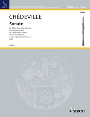 Sonate e-moll - Oboe Violine, Flöte u. Bc laflutedepan