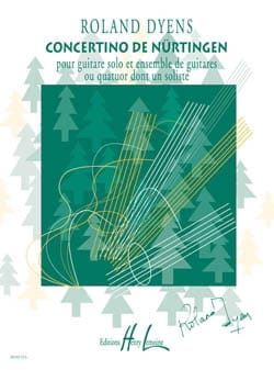 Concertino de Nürtingen -parties + cond. Roland Dyens laflutedepan
