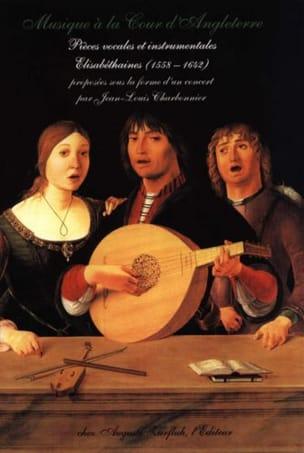 Musique A la Cour D'angleterre - Conducteur - laflutedepan.com