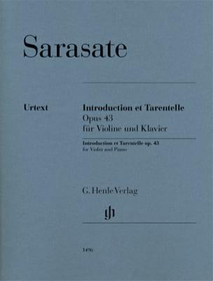 Pablo de Sarasate - Partition - di-arezzo.jp