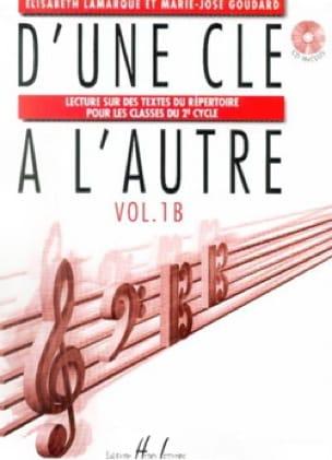 D'Une Clé à l'Autre Volume 1 B - laflutedepan.com