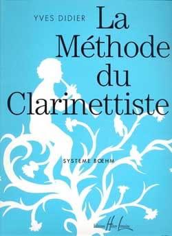La méthode du clarinettiste Yves Didier Partition laflutedepan