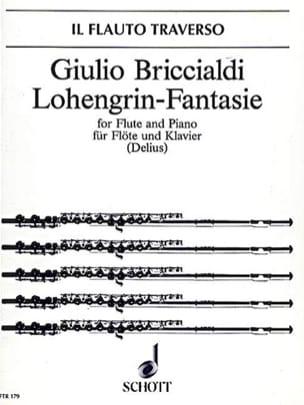 Lohengrin-Fantasie op. 129 - Flöte Klavier laflutedepan