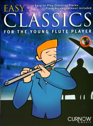 Easy Classics for the Young Flute Player Partition laflutedepan