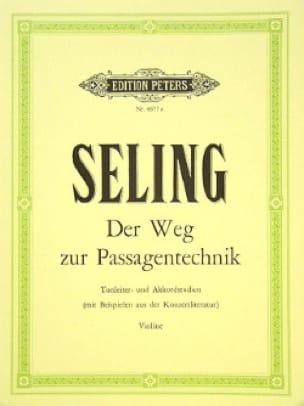 Der Weg zur Passagentechnik - Hugo Seling - laflutedepan.com