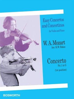 Concerto n° 1 en Sol Majeur laflutedepan