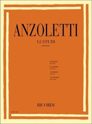 12 Studi Marco Anzoletti Partition Alto - laflutedepan