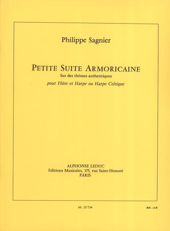 Petite Suite Armoricaine - Flûte et Harpe - laflutedepan.com