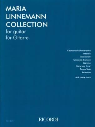 Maria Linnemann Collection - Guitare Maria Linnemann laflutedepan