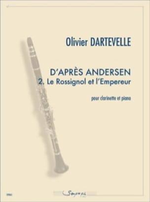 D'après Andersen 2. Le Rossignol et l'Empereur - laflutedepan.com