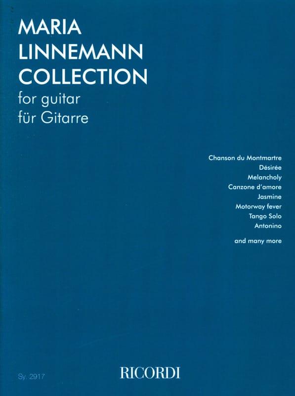 Maria Linnemann Collection - Guitare - laflutedepan.com