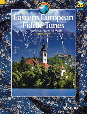 Eastern European Fiddle Tunes Traditionnel Partition laflutedepan
