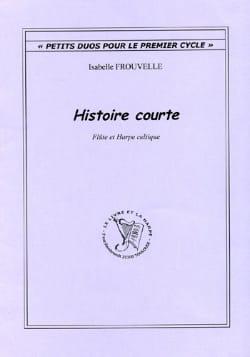 Histoire Courte Isabelle Frouvelle Partition Duos - laflutedepan