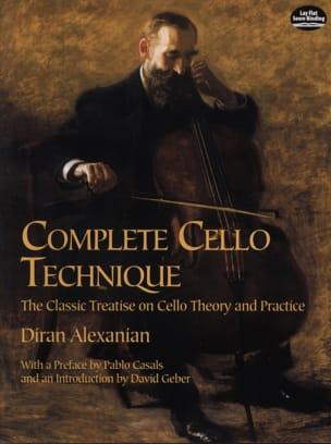 Complete Cello Technique - L'enseignement du Violoncelle laflutedepan