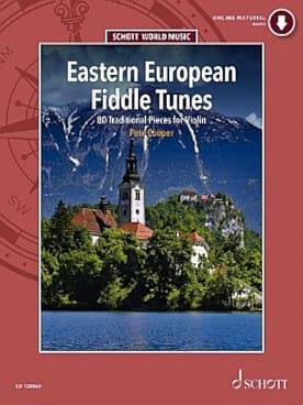 Eastern European Fiddle Tunes - Traditionnel - laflutedepan.com