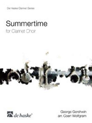 Summertime - Clarinet Choir laflutedepan
