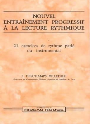 21 Exercices - Nouvel entraînement progr. à la lecture rythmique laflutedepan