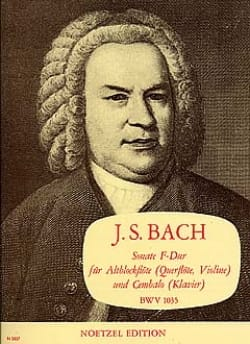 Sonata F-Dur, BWV 1035 - Altblockflöte und Cemb. - laflutedepan.com