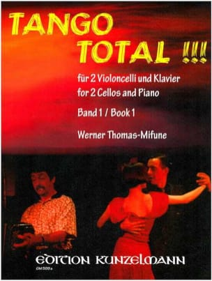 Tango Total - Volume 1 Werner Thomas-Mifune Partition laflutedepan