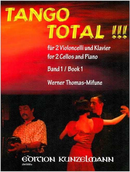 Tango Total - Volume 1 - Werner Thomas-Mifune - laflutedepan.com