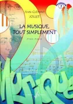 La Musique Tout Simplement Volume 7 - Professeur laflutedepan