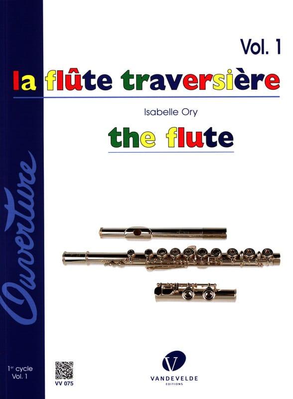 La Flûte Traversière - Volume 1 - Isabelle Ory - laflutedepan.com