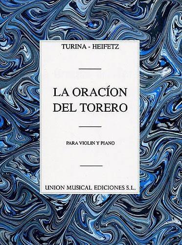 La oracion del torero - Violon piano - laflutedepan.com