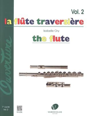 La Flûte Traversière - Volume 2 Isabelle Ory Partition laflutedepan