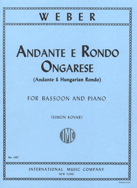 Andante e Rondo ongarese op. 35 - laflutedepan.com