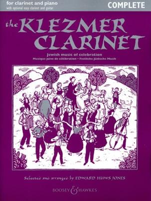 The Klezmer Clarinet - Complete Edward Huws-Jones laflutedepan