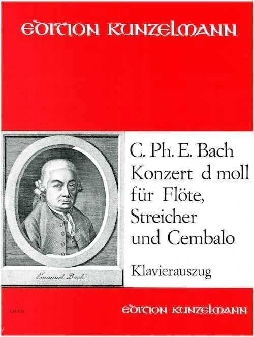 Concerto pour Flûte en ré mineur - laflutedepan.com