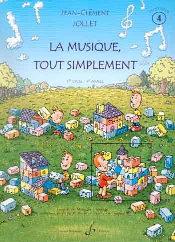 La Musique Tout Simplement Volume 4 - Professeur - laflutedepan.com