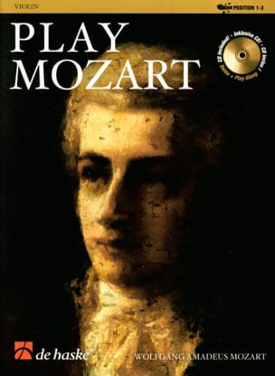 Play Mozart -Violon - MOZART - Partition - Violon - laflutedepan.com