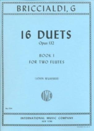 16 Duets op. 132 - Book 1 - 2 Flutes - laflutedepan.com